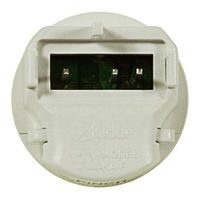 Kidde KA-F - Quick Convert Adapter - Allows Installation of Kidde Alarm in Firex Wiring Harness