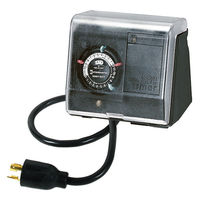Intermatic P1131 - Heavy Duty - Above Ground Pool Pump Timer - Twist Lock Plug and Receptacle