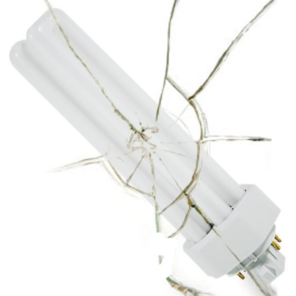 4 Pin CFL - 42 Watt - 4100K Cool White Image