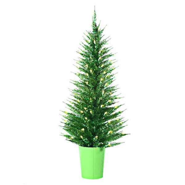 4 ft. x 22 in. Artificial Christmas Tree Image