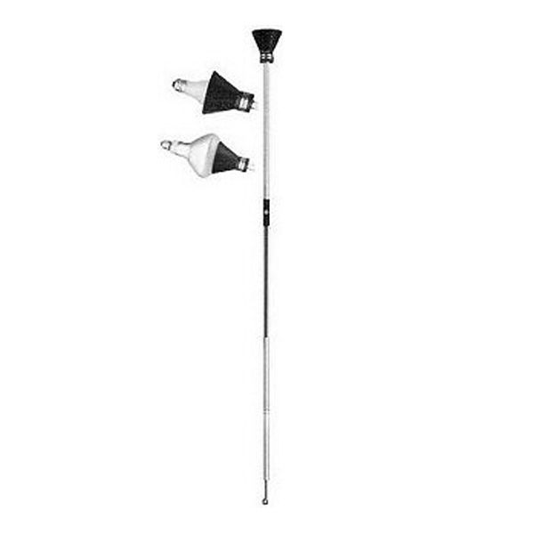 4 ft. Extension Pole with Bulb Changer Head - 15 to 1500 Watt Lamps Image