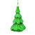 Glitter Alpine Tree Christmas Ornament