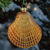 Clam Shell Christmas Ornament