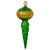 Fiberglass Finial Decoration