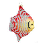 Fish Christmas Ornament Image