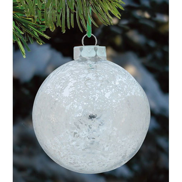 Mercury Ball Christmas Ornament Image