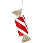 Peppermint Candy Christmas Ornament Image