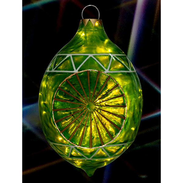 Fiberglass Sandstone Reflector Decoration Image