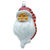Sweet Dream Santa Christmas Ornament