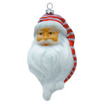 Sweet Dream Santa Christmas Ornament Image