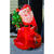 Fiberglass Santa with Toy Sack Decoration