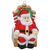 Sitting Santa Christmas Ornament