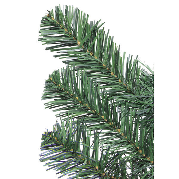 7.5 ft. Artificial Half Christmas Tree Image