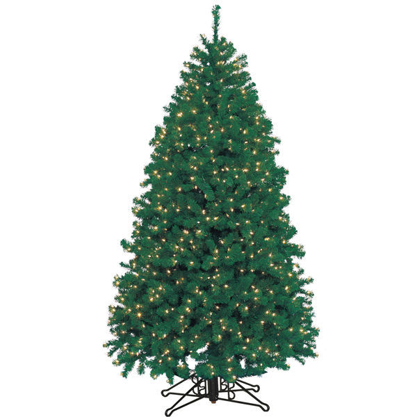 12 ft. x 70 in. Artificial Christmas Tree Image