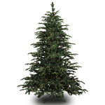 3 ft. x 30 in. Artificial Christmas Tree Image