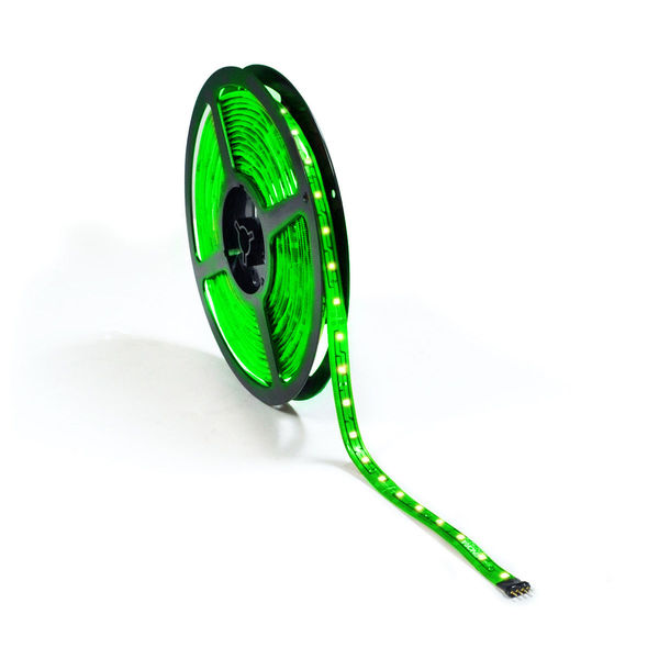 16 ft. - Green - LED - Tape Light - Dimmable - 24 Volt Image
