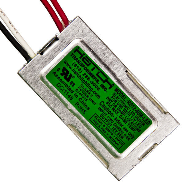 LED Driver - Dimmable - 12 Volt - 0-60 Watts Image