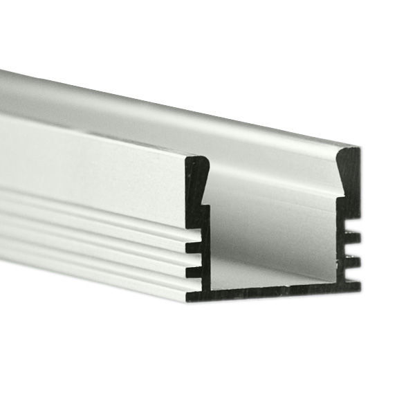 6.56 ft. Anodized Aluminum PDS4-ALU  Channel Image