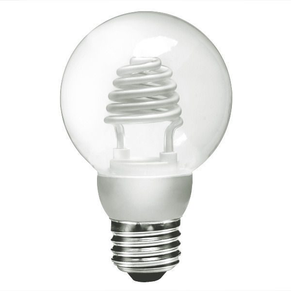5 Watt G25 CCFL - Dimmable - 2700K Image