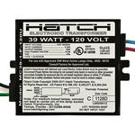 Hatch MC39-1-F-120U - 39 Watt - Electronic Metal Halide Ballast Image