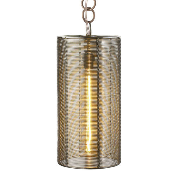 Lazy Susan 626008 - Steel Wrapped Wire Pendant Image