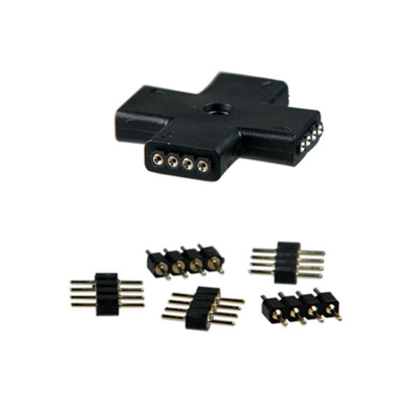 Plus Shape Connector Image