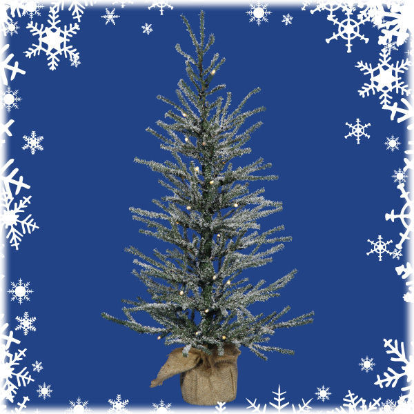 3 ft. Potted Artificial Christmas Tree Image