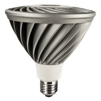 18 Watt - LED - PAR38 - Spot - 4000K Cool White - Dimmable