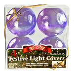 Iridescent Globe - Mini Light Covers Image