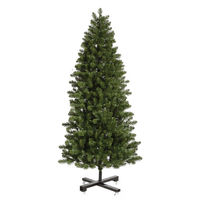7.5 ft. x 45 in. - Slim Grand Teton Pine - 1182 Classic Tips - Unlit - Vickerman Artificial Christmas Tree