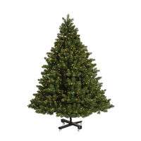 7.5 ft. - Grand Teton Pine - 1793 Classic Tips - 850 Warm White LED Mini Lights - Vickerman Artificial Christmas Tree