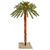4 ft. Artificial Christmas Palm Tree