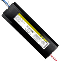 Sola E-420-F-2110-SW - (2) Lamp - F96T12/HO - 120 Volt - Rapid Start - 0.95 Ballast Factor