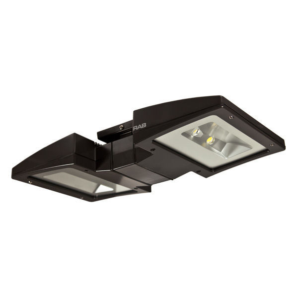 LED Flush Mount Ceiling Light - 3652 Lumens - 52 Watt - 100W Equal Image