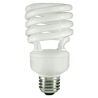 26 Watt - CFL - 105 W Equal - 4100K Cool White - 80 CRI - 69 Lumens per Watt - 15 Month Warranty - Energy Miser FE-IISB-26W-41K