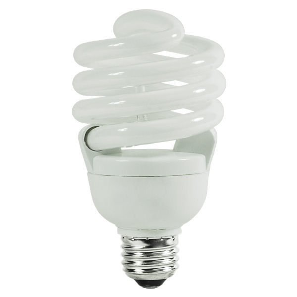 Spiral CFL - 30 Watt - 100W Equal - 2700K Warm White Image
