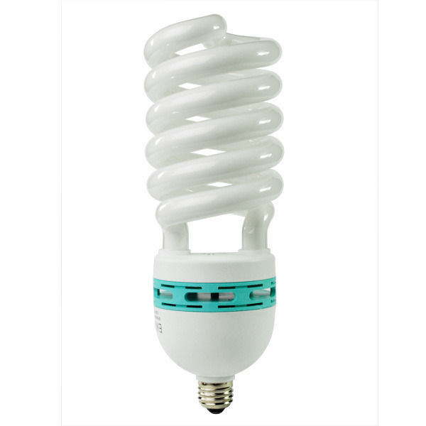 Spiral CFL - 65 Watt - 250W Equal - 5000K Full Spectrum Image