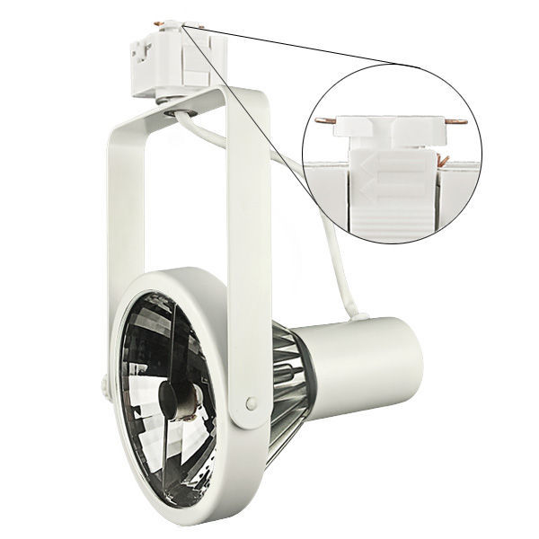 Cree TG38-J-GU24-WH - Gimbal Ring Track Fixture - White Image
