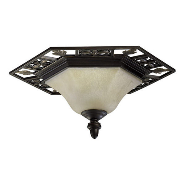 Quorum 3031-24-86 - Flush Mount Fixture Image