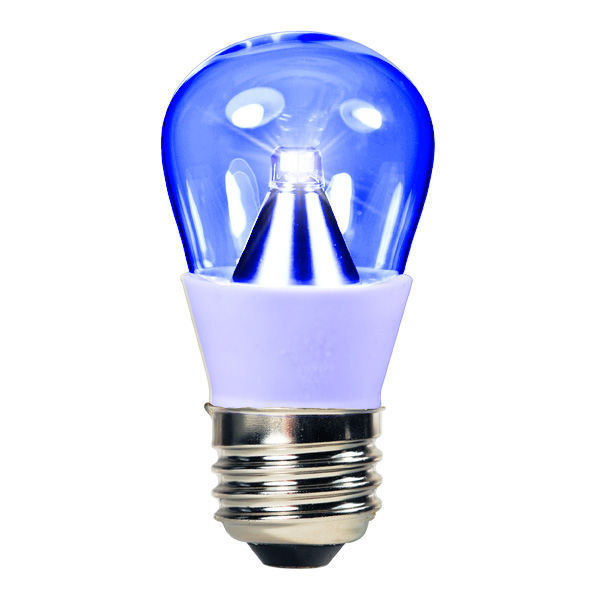 1.3 Watt - LED - S14 - Blue - 25 Lumens Image