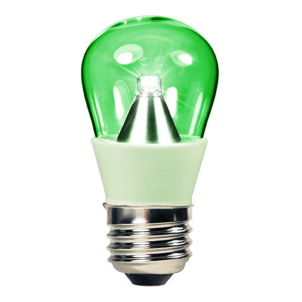 1.3 Watt - LED - S14 - Green - 25 Lumens Image