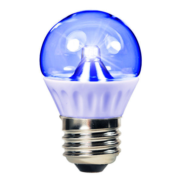1.3 Watt - LED - S11 - Blue - 8 Lumens Image