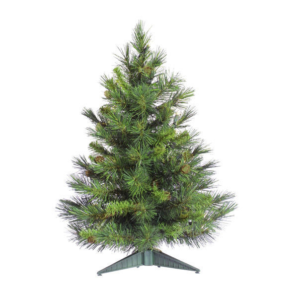 2 ft. x 17 in. Artificial Christmas Tree Image