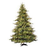 12 ft. x 90 in. Artificial Christmas Tree Image