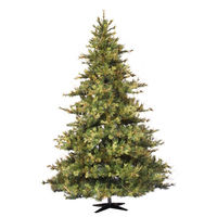 12 ft. x 90 in. - Mixed Country Pine - 5432 Classic Tips - Unlit - Artificial Christmas Tree - Vickerman A801693