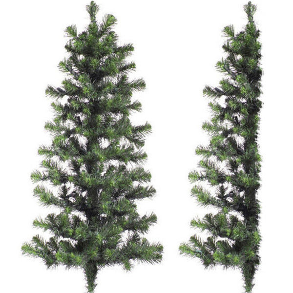 3 ft. Artificial Wall Christmas Tree Image