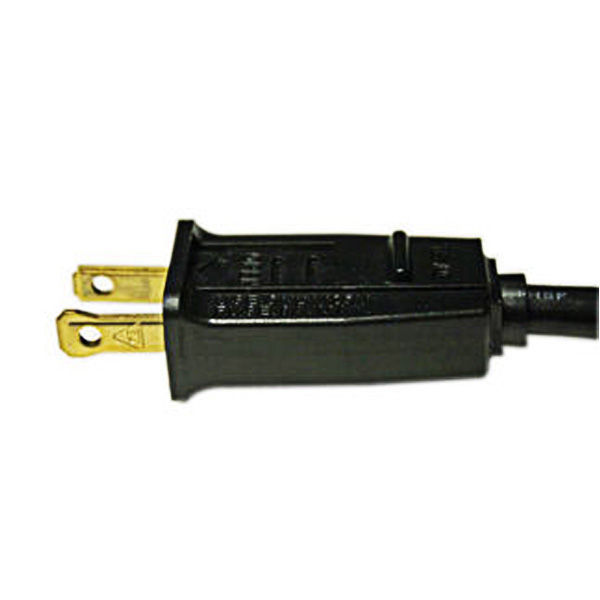 100 ft. - 75 Sockets - 15 in. Spacing - Black Wire Image