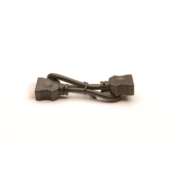 12 in. Length - Linking Cable - Black Image