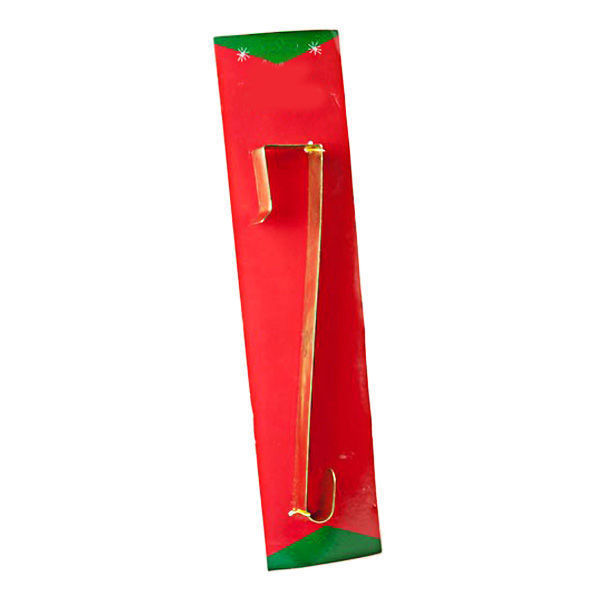 12.5 in. - Wreath Hanger - Brass Image