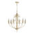 Quorum 6106-6-70 - Small Chandelier